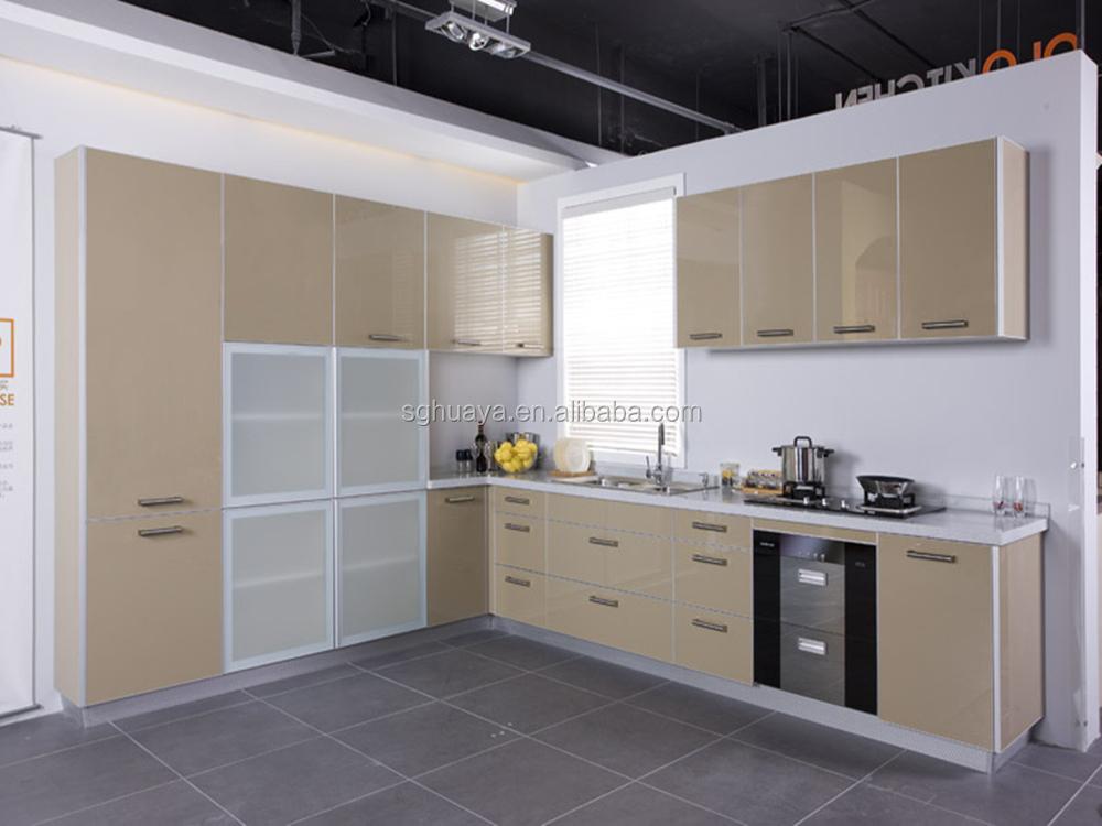 european style modern flat pack kitchen ready made kitchen cabinets buy kitchen cabinet. Black Bedroom Furniture Sets. Home Design Ideas