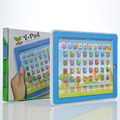 Spanish ABC teaching toy pad learning educational machine toys touch screen Y pad children gift 2