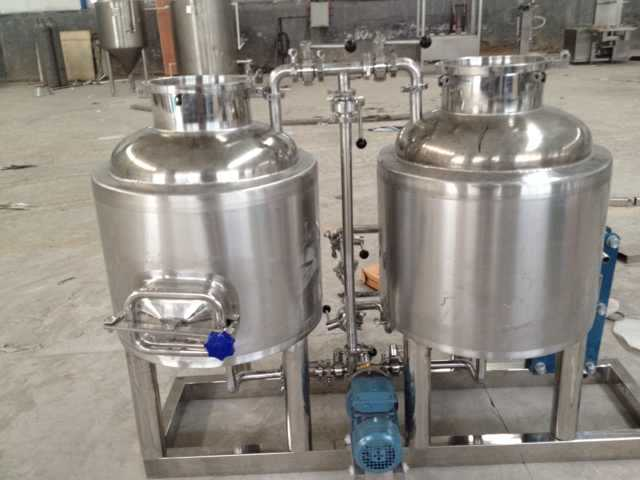 50l Home Brewery Equipment Beer Brewing System Mash Tun