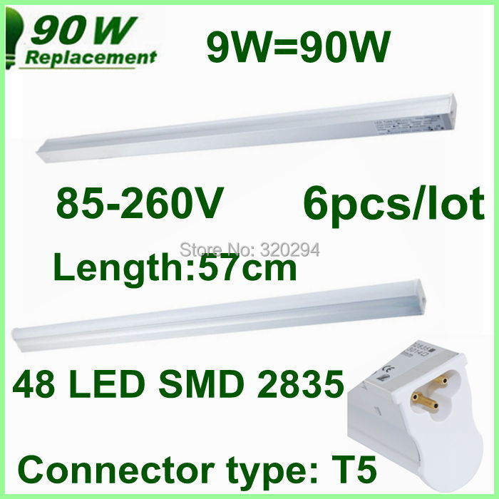 4 Pack T5 Bulb 54w Aquarium Light Bulb Ho For 48 4 Ft: 48 T5ho Promotion-Shop For Promotional 48 T5ho On
