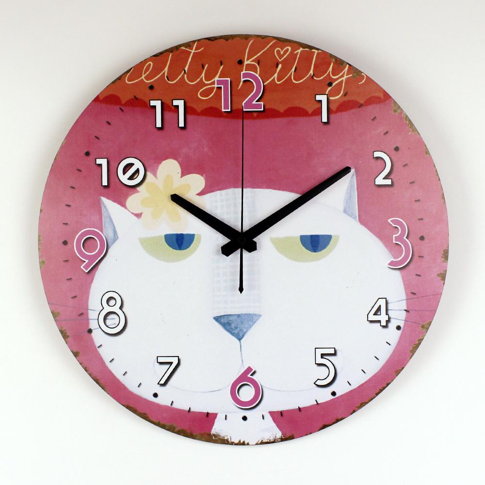 achetez en gros antique chat horloge en ligne des grossistes antique chat horloge chinois. Black Bedroom Furniture Sets. Home Design Ideas
