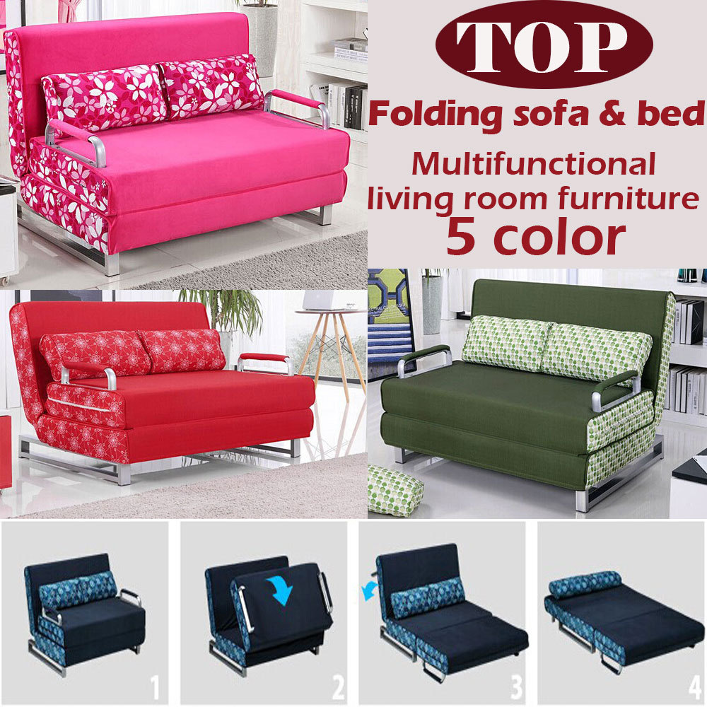 Fabulous 100 Cotton Sofa Bed High Resilience Foam Sponge Sofa Alphanode Cool Chair Designs And Ideas Alphanodeonline