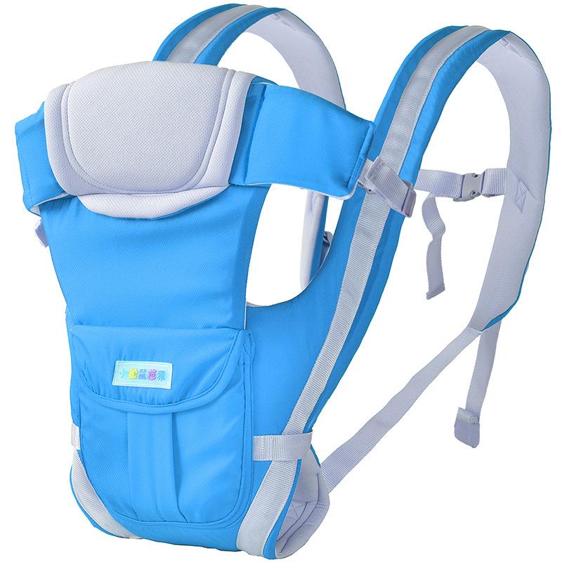Infant Ergonomic Backpack Carrier Four Position Baby Carrier Baby Care Toddler Sling Kangaroo Baby Suspenders Newborn