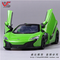 McLaren 650s Motormax 1 24 car model alloy diecast metal sports car supercar Roadster Scissor doors
