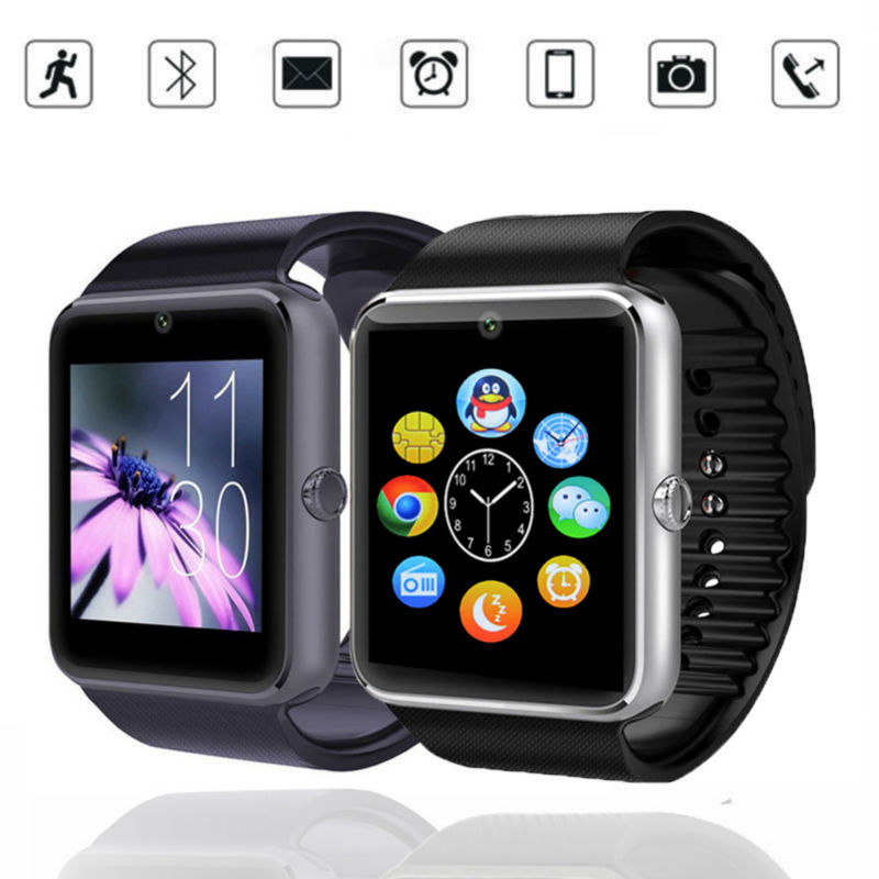 7ca63940940 Waterproof Smartwatch M26 Bluetooth Smart Watch With LED Alitmeter Music  Player Pedometer For Apple IOS Android Smart Phone 8955