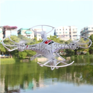 JJRC H8C 4CH 6 Axis RC Quadcopter With 2MP Camera RTF 2.4GHz VS X5C(including