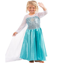 2015 New Arrival Little Girls font b Dress b font Princess Party Baby Girls font b
