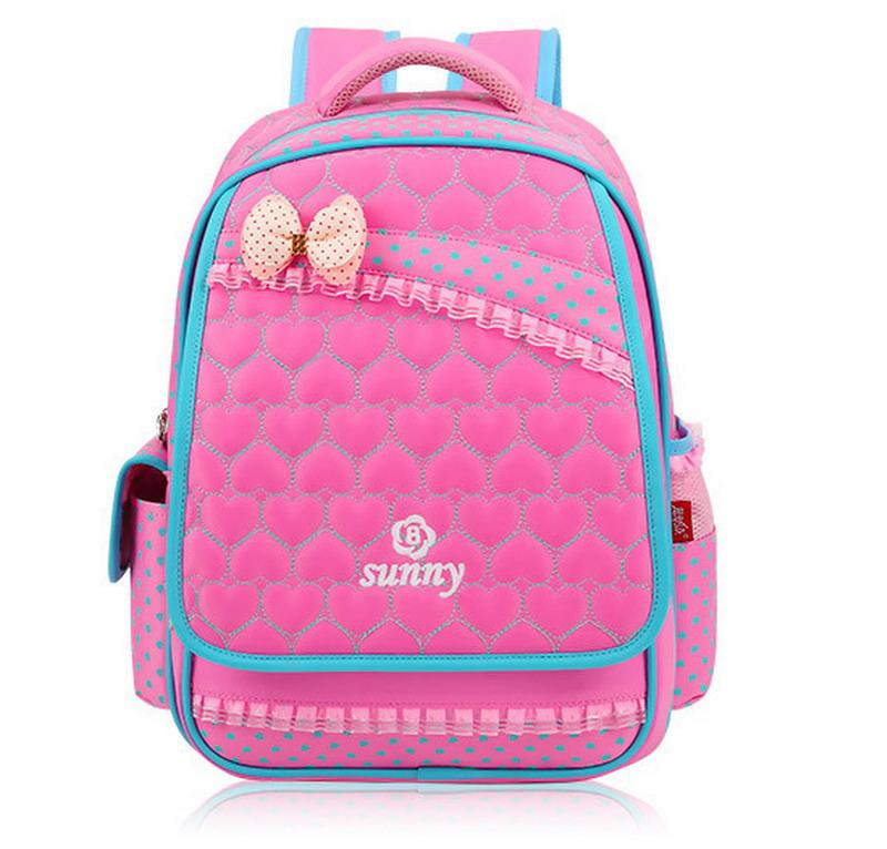 Fashion Orthopedic Princess Children School Bags Kids Backpack Mochila For Teenagers Boys Girls Satchel School Bag