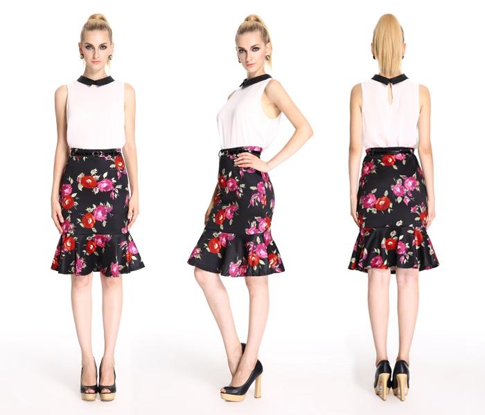 Formal Skirt Patterns - Dress Ala