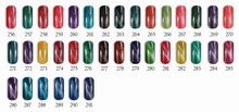 Free shipping 6pcs Florales magnetic cat eye UV gel polish 15ml with a free magnet stick