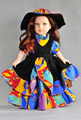 2016 new lovely doll clothes for 18 inch dolls girl doll clothes and accessories 1pcs AMERICAN