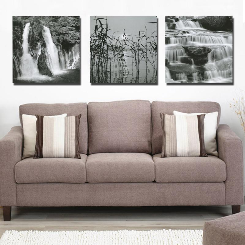 No Frame Running Water Landscape Wall Art Picture Modern Home Decor Living Room Canvas Print Painting Rz Zh 200 Olivia
