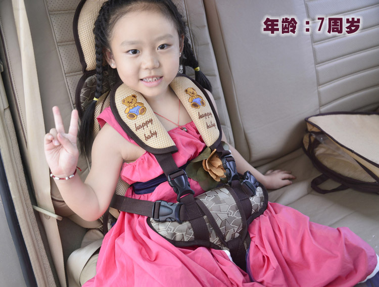 2014 Hot Sale Popular Newborn Car Seat 0 12 Years Old Lovely Baby Car Seat Car