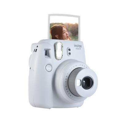 Fujifilm Instax Mini 9 мгновенная камера фото пленка мини камера подарок как розовый/синий/Greem/белый(Китай)