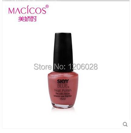 batom Mc cosmetics makeup nail treatment art decorations Color 3D Change Nail Art Soak Off Color