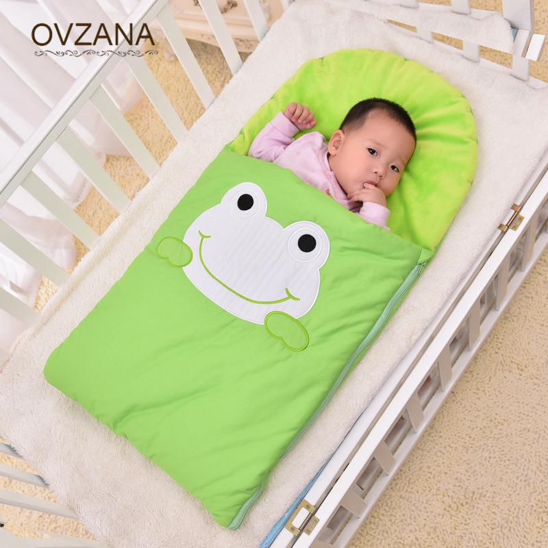 online kaufen gro handel baby frosch schlafsack aus china. Black Bedroom Furniture Sets. Home Design Ideas