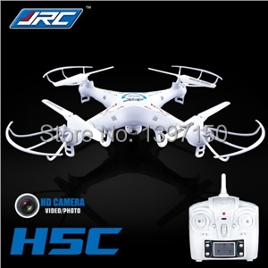 JJRC Upgraded H5C Headless Mode One Key Return RC Quadcopter With 2MP Camera