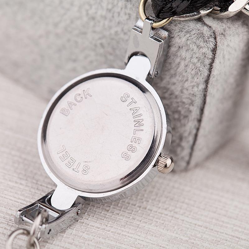 Люксовый бренд золотая цепь браслет женщины часы кварцевые наручные часы дамы платье часы Relogio Feminino Montre роковой Orologio WY390