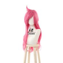 Женские Длинные Синтетические волосы ROLECOS, Лол Катарина, 70 см(Китай)