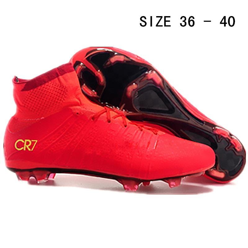 on sale 8a24a 698ef scarpe da calcio alte per bambini
