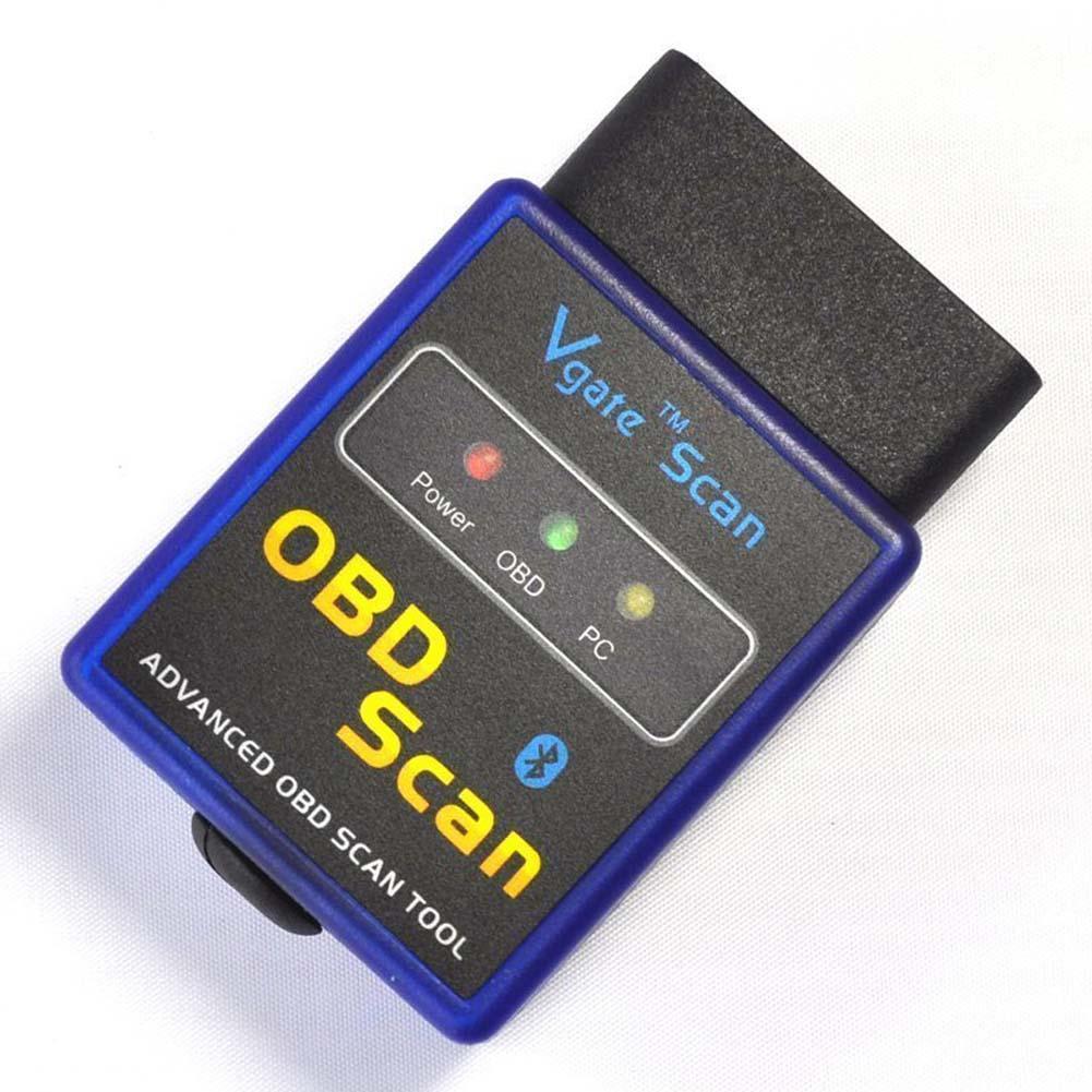 Мини VGate автоинструмент сканирования тест ELM327 Bluetooth OBD2 V2.1 OBDII авто крутящий момент сканер диагностический инструмент для автомобилей детектор A103