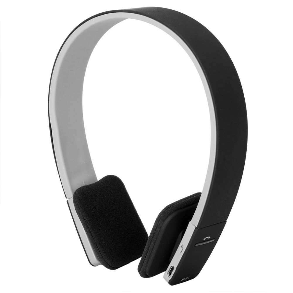 aec noise reduction wireless cuffie bluetooth stereo. Black Bedroom Furniture Sets. Home Design Ideas