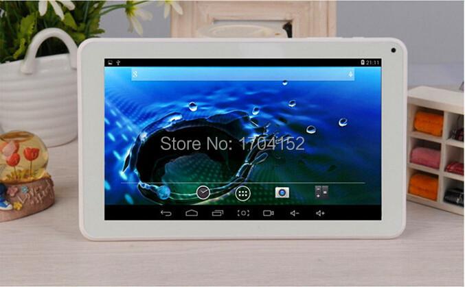 9 inch lenovo tablet pc Quad Core 2GB/16GB ATM7029 Dual Camera flash light  HDMI bluetooth WIFI Android 4 4 tablets 7 8 10 10 1