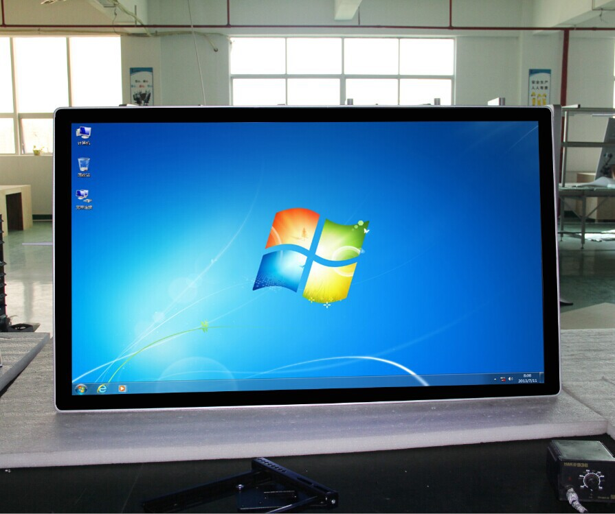 55inch Wall Mount Large Lcd Screen Computer Monitor Buy
