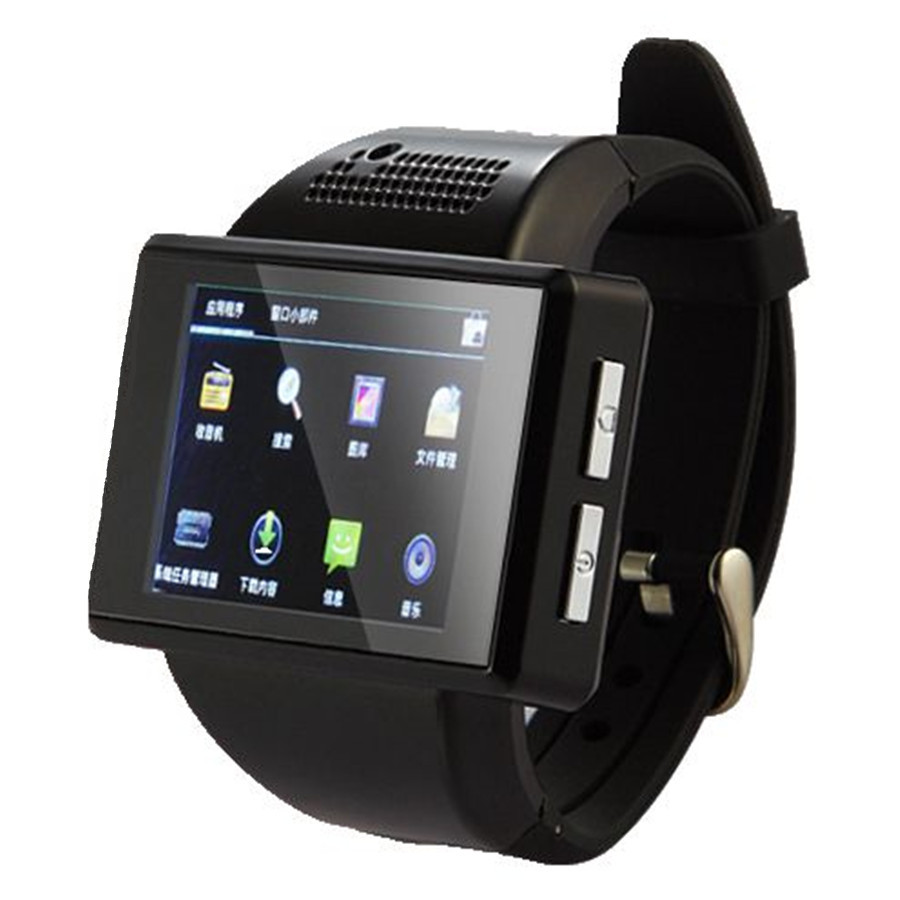 07da33401 2016 An1 smart watch phone Android mobile smartwatch AN1 with touch screen  camera bluetooth WIFI GPS