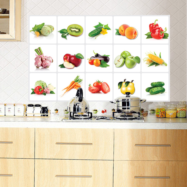 Fruit Vegetable Kitchen Decor