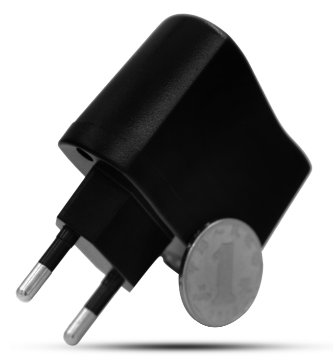 Мобильный телефон 100 В - 240 В ес универсальное портативное зарядное устройство USB ес Cargador стены AC адаптер питания постоянного тока 5 В / 500 мАч