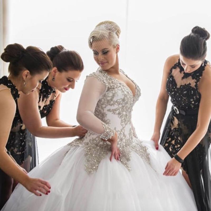 Popular Wedding Dresses Bling-Buy Cheap Wedding Dresses