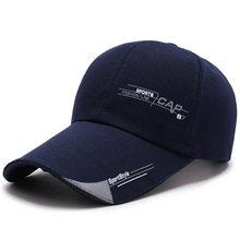 2020 летняя бейсбольная кепка для мужчин и женщин, хлопковая дышащая Спортивная Кепка для водителя грузовика, Мужская кепка , черная бейсболк...(Китай)