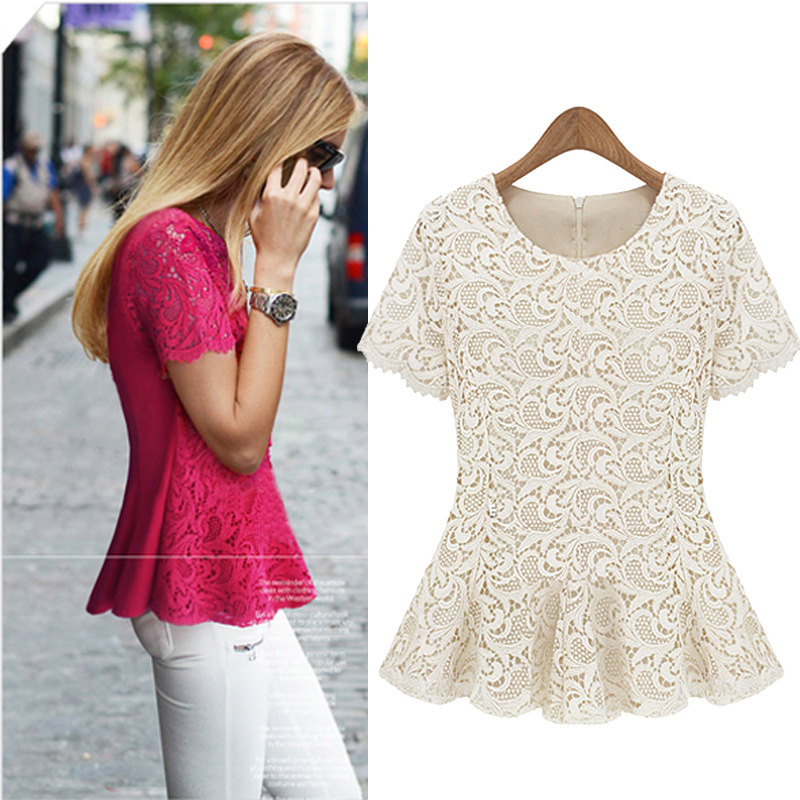 Set the Mood with Romantic or Racy Lace Tops