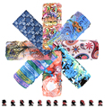 18 Style Art Polyester Scarves Outdoor Sports Bandana Scarf Hunting Camping Cycling Headwear Hiking Washouts Magic