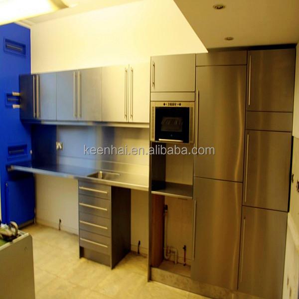 Foshan Keenhai Commercial Metal Stainless Steel Kitchen