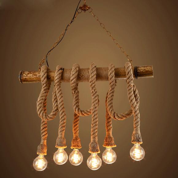 online kaufen gro handel seil lampe aus china seil lampe gro h ndler. Black Bedroom Furniture Sets. Home Design Ideas