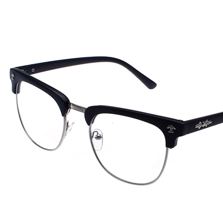 Mens Semi Rimless Eyeglasses 171 Neo Gifts