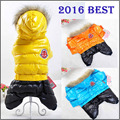 Pet Dog Clothes Jacket Coat for Autumn Winter Waterproof Super Warm Clothing XS XXL Dog Product