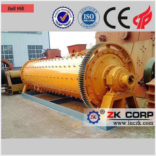 large capacity energy saving ball mill for steel slag