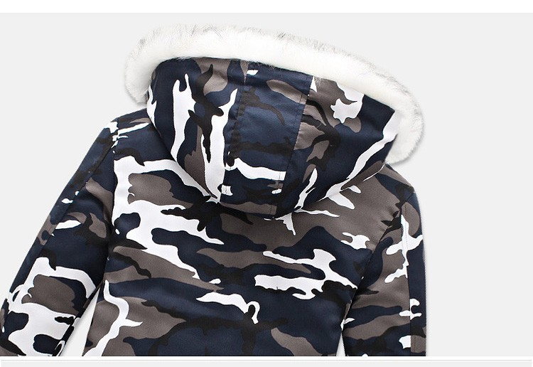 2017 Men Jacket Casual Winter Men Jackets Jackets And Coats Thick Parka Fashion Men Coat Plus Size S-5XL Thick Warm Jacket Men