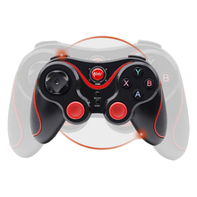 Terios SC600 Wireless Bluetooth Gaming Controller Smart Phone Gamepad Joystick for Android Phone/Pad/Tablet PC Xiaomi TV BOX