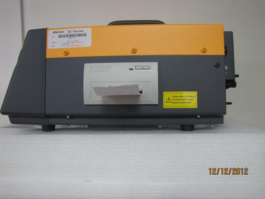 Высокая производительность автомобиля выхлопных газов выбросов MST-406EN с мини-принтера