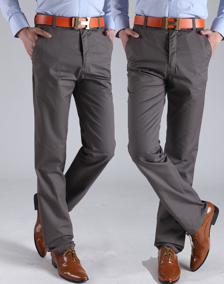 Go to the men's wear, select clothing, select bottom wear and then casual trousers. You can apply filters to ease your search like price, colour, size, brand, .