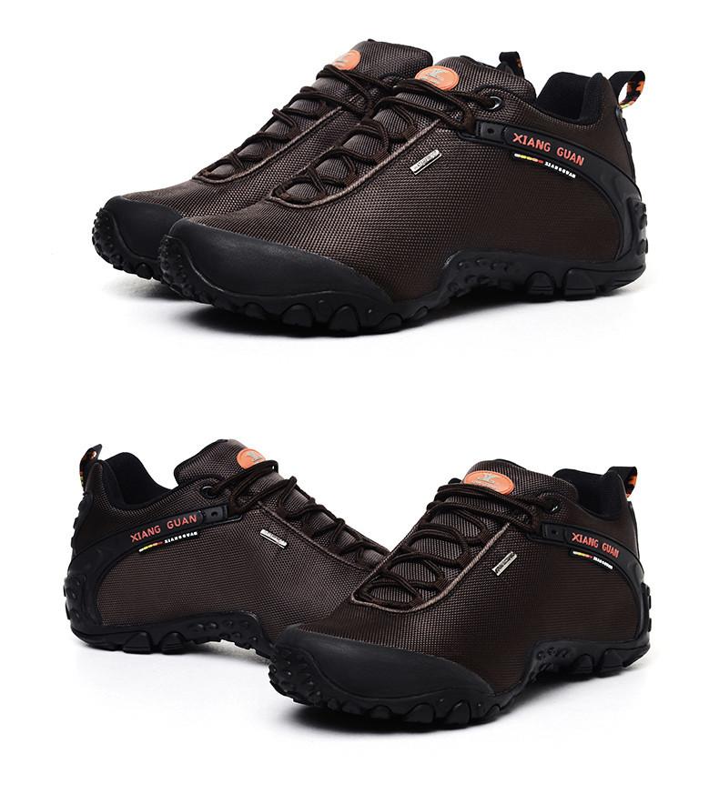 2016 Xiangguan Man Outdoor Hiking Shoes Fishing Athletic