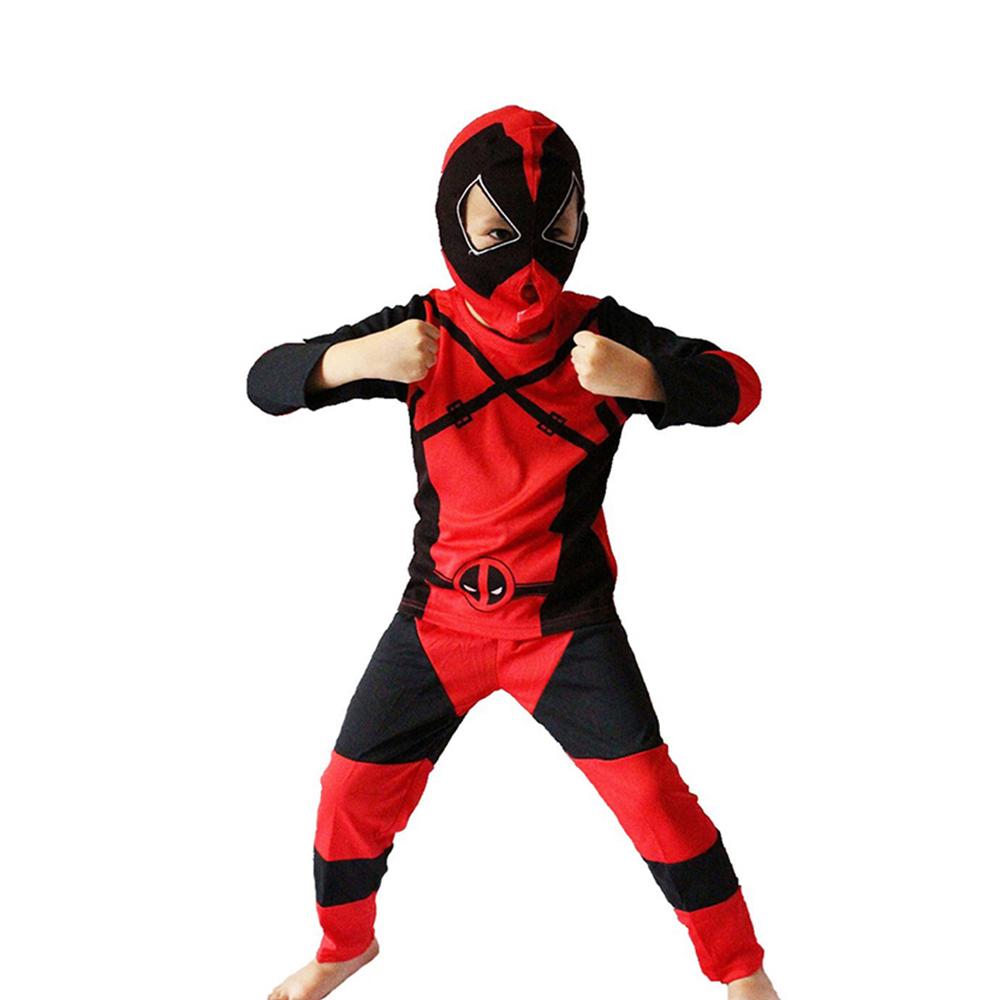 Online Kaufen Großhandel Deadpool Kostüm Aus China