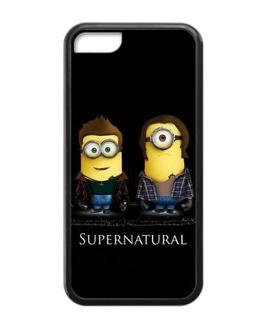Supernatural Iphone  Plus Case