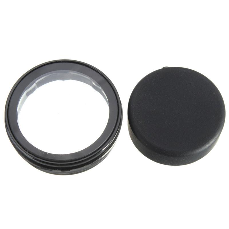 Профессиональные камеры УФ Фильтр + Крышка Объектива Защитная Крышка Для Xiaomi Yi Action Sports Камеры Аксессуары
