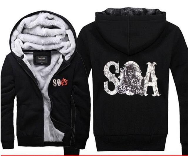 Sons of anarchy samcro hoodie