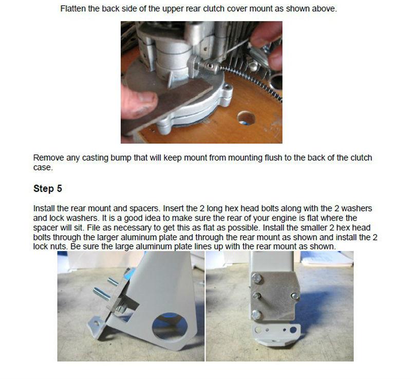 Hot sale! Jackshaft shifter kit for gasoline engine for